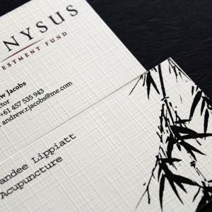 Linen Cards 100lb Psc