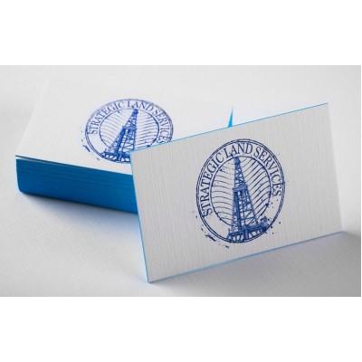 Linen cards 24pt — PBC