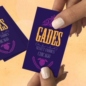 Suede Velvet Cards with Raised Ink (22pt)