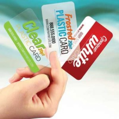 Plastic cards 20ml (PSC)